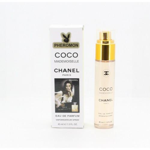 Мини парфюм женский с феромонами Chanel Coco Mademoiselle (Шанель Коко Мадмуазель) 45 мл