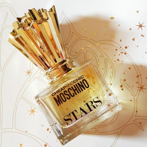 Женская парфюмированная  вода Moschino stars (Москино Старс) 100 мл