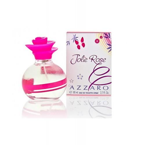 Женская туалетная вода Azzaro Jolie Rose (Аззаро Джоли Роуз) 80 мл