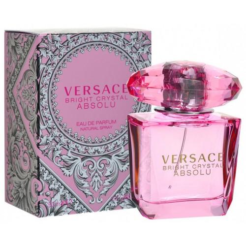 Женская парфюмированная вода Versace Bright Crystal Absolu(Версаче Абсолют) 90 мл