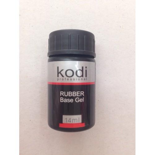 База Kodi Rubber Base Gel для гель лака, 14 мл