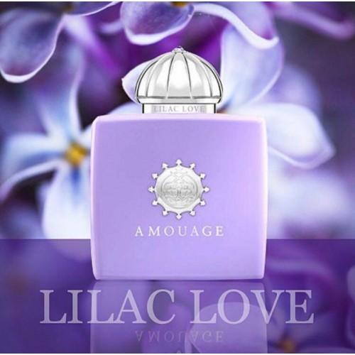 Женская парфюмированная вода Lilac Love Amouage ( Амуаж Лилак Лов) 100 мл