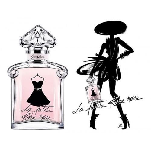 Женская парфюмированная вода  Guerlain La Petite Robe Noir EDT (Гюрлен ля пётит роб руар) 100 мл