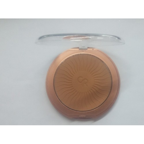 Бронзирующая пудра Golden Rose Bronzing Terra Powder spf 15