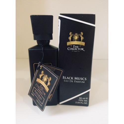 Парфюмированная вода  унисекс The collector black muscs eau de parfum(колектор  блэк мускус) 60 мл