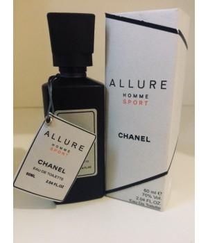 Парфюмированная вода мужская Chanel Allure homme Sport( шанель алюр хом спорт) 60 мл