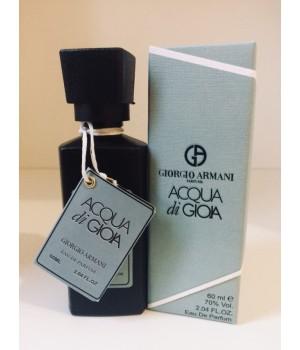 Женская парфюмированная вода Giorgio Armani Acqua diGioa  Аква ди джио 60 мл