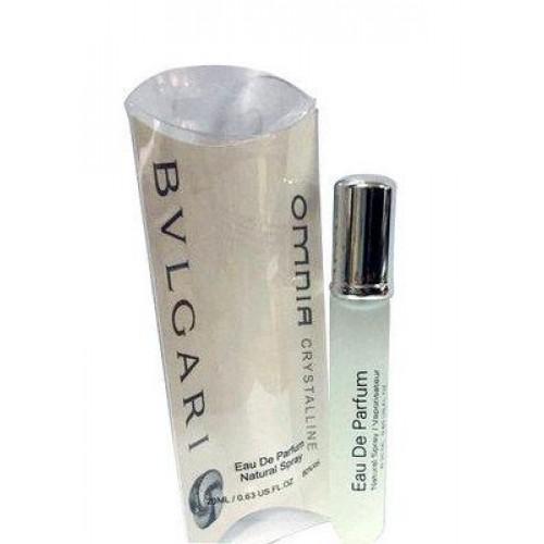 Женский мини парфюм Bvlgari Omnia Crystalline 20 ml
