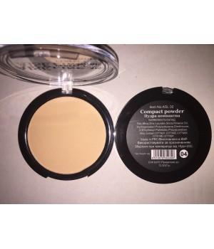 Компактная пудра Compact powder Aise № 4