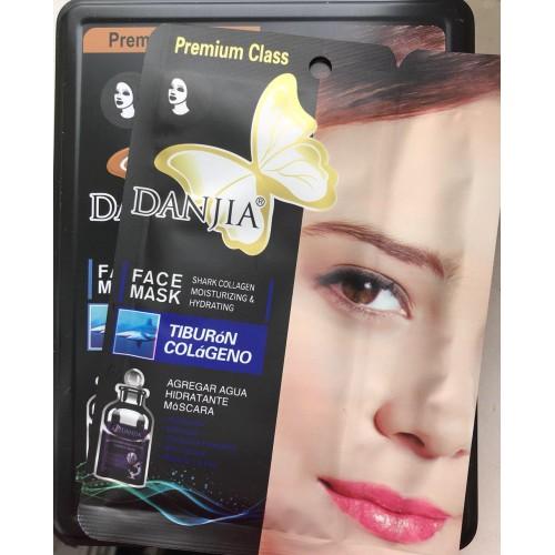 Маска для кожи лица Danjia Shark Collagen (Коллагеновая)