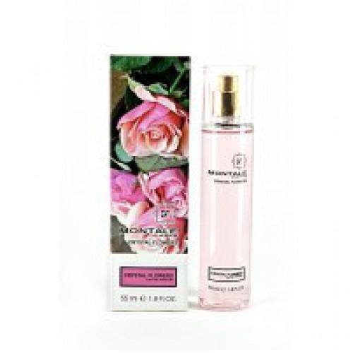 Мини парфюм женский  с феромонами Montale Crystal Flowers (Монталь Кристал Флауверс) 45ml