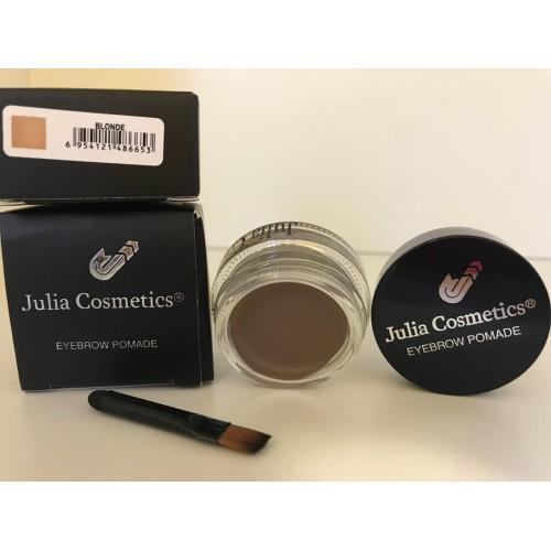 Гелевая помада для бровей Julia Cosmetics Blonde(Светлая)