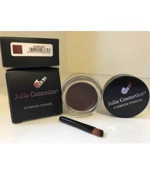 Гелевая помада для бровей Julia Cosmetics Chocolate(Шоколад)