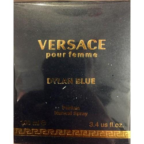 Женская парфюмированная вода Versace Dylan Blue(версаче дилан блу)100 мл