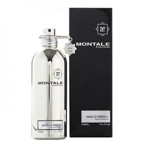 Женская парфюмированная вода Montale Vanille Absolu (Монталь Ваниль абсолют) 100 мл