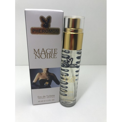 Женский мини парфюм с феромонами  Lancome Magie Noire(Ланком Магия Ноир) 45 мл