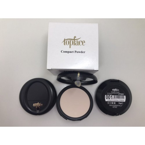 Пудра для лица Topface Compact Powder