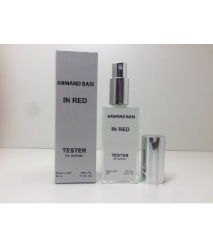 Тестер женский Armand basi in red (Арман Баси Ин Рэд) 60 мл