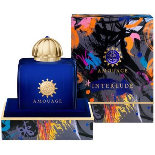 Женская парфюмированная вода Amouage Interlude (Амуаж Интерлюд) 100 мл