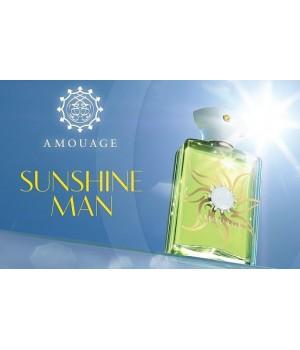 Мужская парфюмированная вода Amouage Sunshine Man ( Амуаж Саншайн Мэн) 100 мл