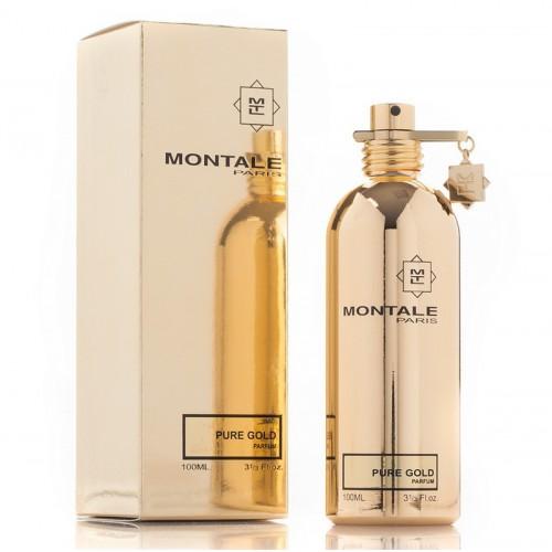 Женская парфюмированная вода Montale Pure Gold (Монталь Пур Голд) 100 мл