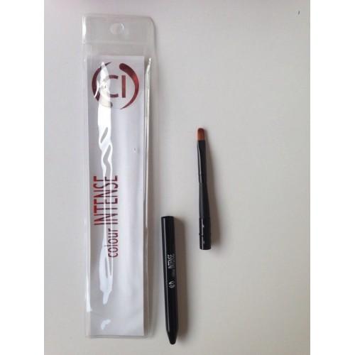 Кисточка для нанесения губной помады с колпачком Colour INTENSE 004