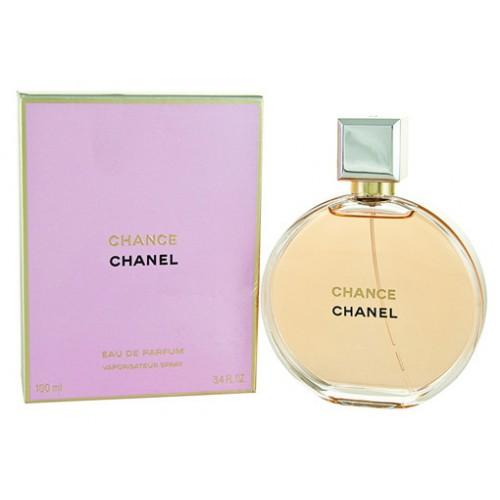 Женская парфюмированная вода Chanel Chance (Шанель Шанс) 100 мл