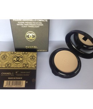Пудра двойная Chanel POUDRE UNIVERSELLE COMPACTE #01