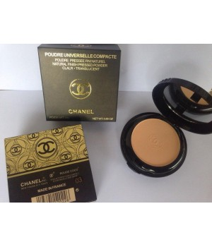 Пудра двойная Chanel POUDRE UNIVERSELLE COMPACTE №3