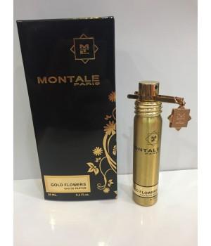 Мини парфюм унисекс Montale Gold Flowers (Монталь Голд Флауэрс) 20 мл