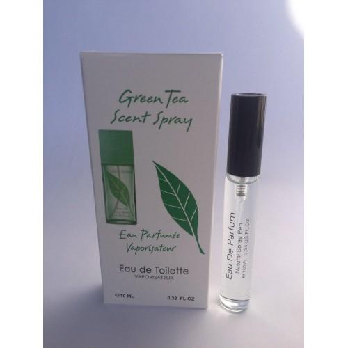 Женский  мини парфюм с феромонами Elizabeth Arden Green Tea (Элизабет Арден Грин Ти) 10 мл