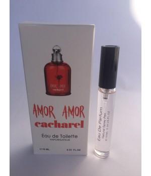 Женский мини парфюм с феромонами Cacharel Amor Amor (Кашарель Амор Амор) 10 мл