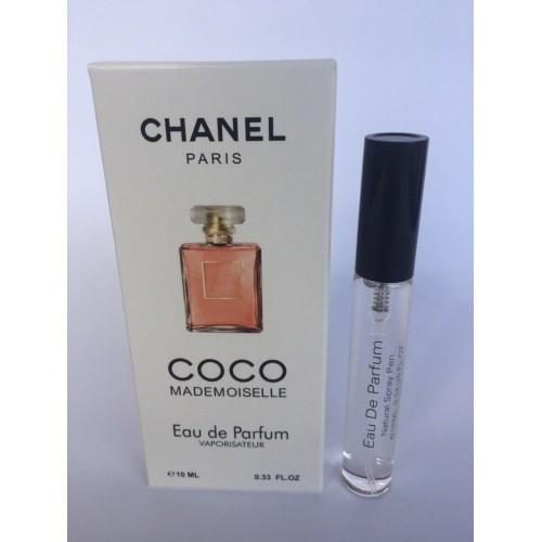 Мини - духи женские Chanel Coco Mademoiselle (Шанель Коко Мадмуазель) 10 мл