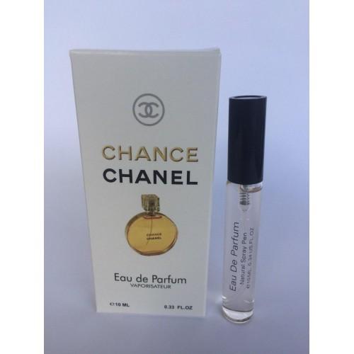 Женский мини парфюм с феромонами Chanel Chance (Шанель Шанс) 10 мл