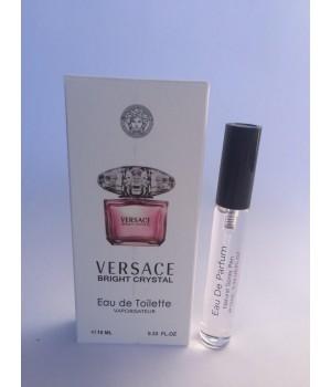 Женский мини парфюм с феромонами Versace Bright Crystal (Версаче Брайт Кристал) 10 мл