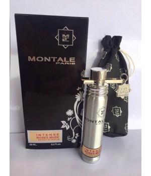 Мини парфюм женский Montale Intense Roses Musk (Монталь Интенс Роуз Муск) 20 мл