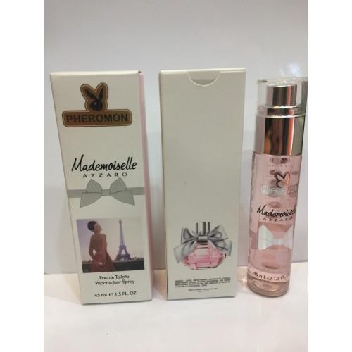 Мини парфюм женский с феромонами Azzaro Mademoiselle (Аззаро Мадмуазель) 45 мл