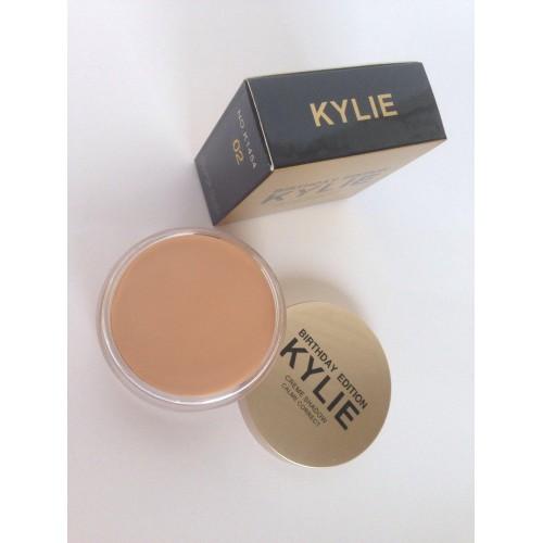 Крем пудра Kylie Birthday Edition Creme Shadow Calme Correct (Кайли Бездей Эдишн Крем Шадоу Калм Коррект) 20 г