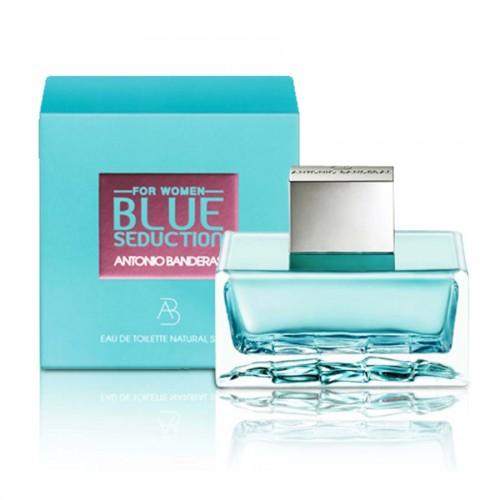Женская туалетная вода Blue Seduction For Women  Antonio Banderas Блу Седакшн Фор Вумен Антонио Бандерас)100 м