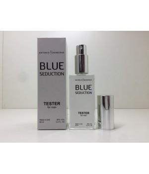Тестер мужской Antonio Banderas Blue Seduction (Антонио Бандерас Блу Седакшн) 60 мл