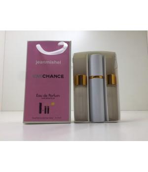 Подарочный набор духов Jeanmishel Chance (Жанмишель Шанс) 3 по 15 мл
