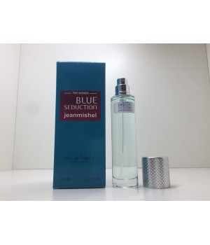 Парфюм женский Jeanmishel Blue Seduction (Жанмишель Блю Седакшн) 35 мл