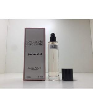 Парфюм женский Jeanmishel La Vie Est Belle (Жанмишель Ля Ви Э Бель) 35 мл