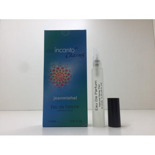 Мини парфюм женский Jeanmishel Incanto Charms (Жанмишель Инканто Шарм) 10 мл