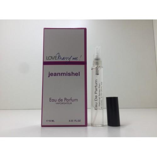 Мини парфюм женский Jeanmishel Marry Me (Жанмишель Мери Ми) 10 мл