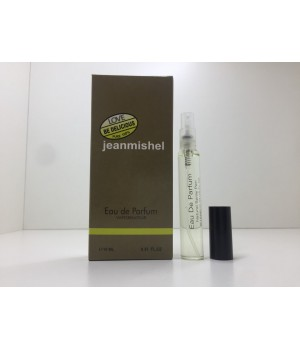 Мини парфюм женский Jeanmishel Be Delicious (Жанмишель Бай Делишес) 10 мл