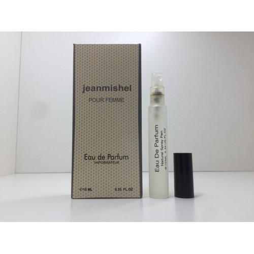 Мини парфюм женский Jeanmishel Pour Femme (Жанмишель Пур Фемм) 10 мл
