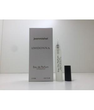 Мини парфюм женский Jeanmishel Donna (Жанмишель Донна) 10 мл