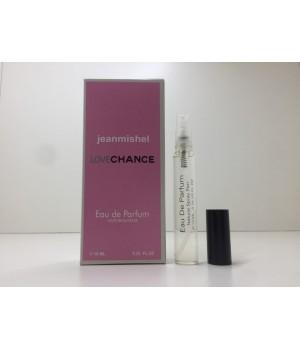 Мини парфюм женский Jeanmishel Chance Eau Fraiche (Жанмишель Шанс Фреш) 10 мл