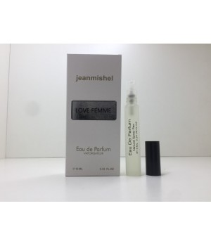 Мини парфюм женский Jeanmishel Femme (Жанмишель Фемм) 10 мл